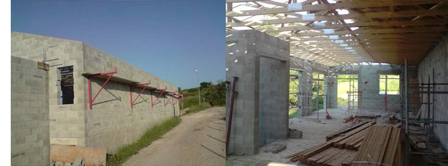 Toiture r novation ma onnerie plomberie construction for Construction piscine uzes